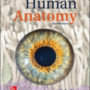 Test Bank for Human Anatomy, 6th Edition, Kenneth Saladin, ISBN10: 126021026X, ISBN13: 9781260210262