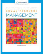 TEST BANK FOR Human Resource Management 16th EditionSean Valentine; Patricia Meglich; Robert L. Mathis; John H. Jackson ISBN-10: 0-357-03385-X ISBN-13: 9780357033852