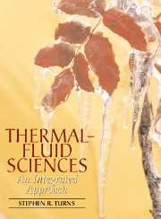Solution Manual (Downloadable Files) for Thermal-Fluid Sciences An Integrated Approach, 1st Edition, Stephen Turns, ISBN: 9780521850438