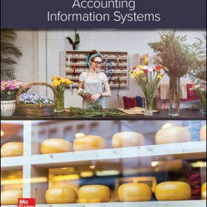 Download: Solution Manual for Accounting Information Systems, 3rd Edition, Vernon Richardson, Chengyee Chang, Rod Smith, ISBN10: 1259969533, ISBN13: 9781259969539