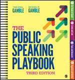 Test Bank (Downloadable Files) for The Public Speaking Playbook, 3rd Edition, Teri Kwal Gamble, Michael W. Gamble, ISBN: 9781544332406, ISBN: 9781544332390